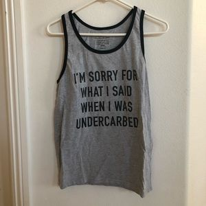 Tops - Undercarbed Unisex Tank
